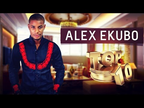 Alex Ekubo Top Ten Nollywood Movies