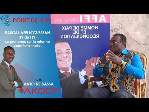 <a href='http://www.akody.com/cote-divoire/news/point-2-vue-entretien-avec-affi-n-guessan-sur-la-reforme-constitutionnelle-302192'>&quot;Point 2 vue&quot; Entretien avec Affi N'guessan sur la reforme constitutionnelle</a>