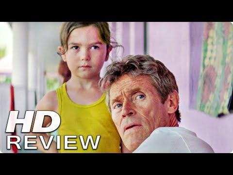 THE FLORIDA PROJECT Kritik Review (2018)