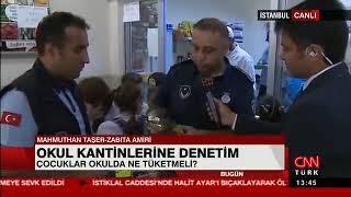 Gaziosmanpaşa'da Okul Kantinlerine Zabıta Denetimi - Cnn Türk