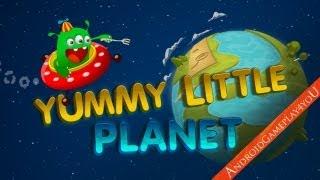 Yummy Little Planet (Xonix) HD YouTube video