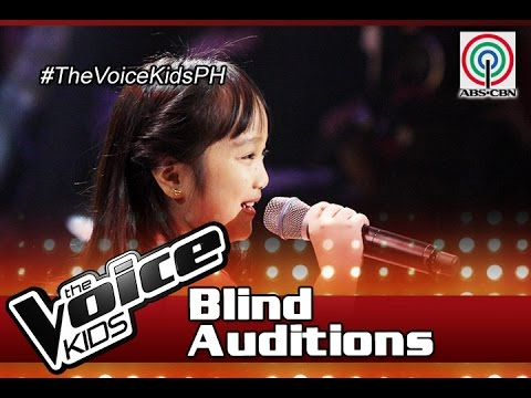 "The Voice Kids Philippines 2016 Blind Auditions: ""Malayo Pa Ang Umaga"" By Hannah"