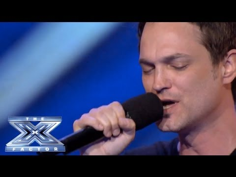 Jeff Gutt – Returning Contestant Seeks Redemption – THE X FACTOR USA 2013