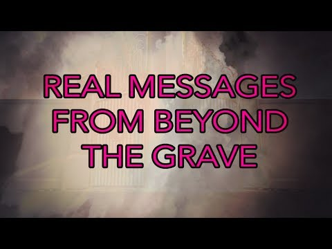 Love messages - Messages from our deceased loved ones through my SoulSpeaker? Our Soul never dies!