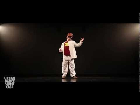 Нереальный танец японца…как он это делает
