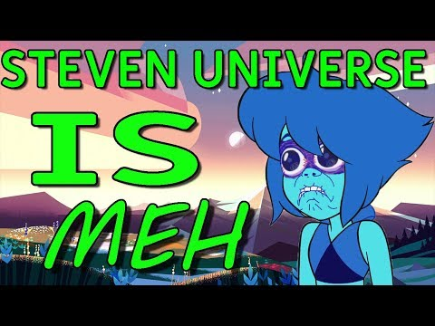 Steven Universe is, Meh [SU Review]