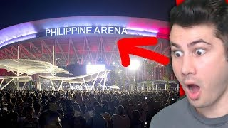 Video Does Philippines Have Biggest Arena In The World?   The Philippine Arena MP3, 3GP, MP4, WEBM, AVI, FLV Mei 2019