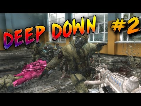 Custom Zombies DEEP DOWN Abandoned Russian Town COD WAW PART 2