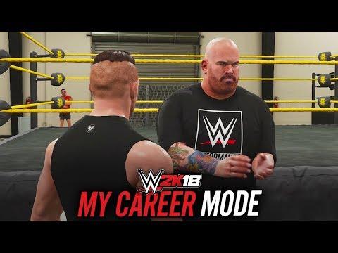 WWE 2K18 My Career Mode - Ep 1 - A NEW SAGA BEGINS!!