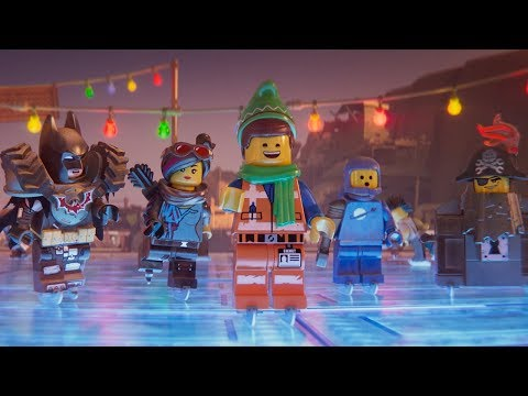 Emmet  s Holiday Party A LEGO Movie Short Film