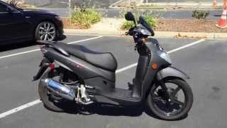 2. Contra Costa Powersports-Used 2013 SYM HD 200 EVO motorscooter w auto transmission