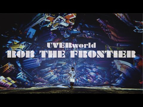 , title : 'UVERworld 『ROB THE FRONTIER』'