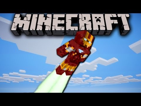 Minecraft: Iron Man Auto-Armor Machine (Quick Build)