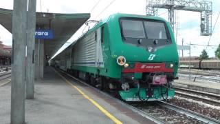 Ferrara Italy  city images : Trains at Ferrara, Italy