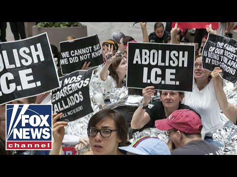Democratic lawmakers ditch call to 'abolish ICE'