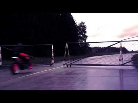 KTM 1290 Super Duke  action video