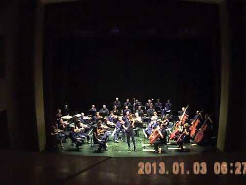 Yorrick Troman plays Pablo de Sarasate, Zigeunerweisen Op 20