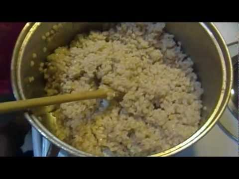 Barley Rice