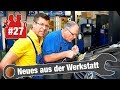 So Geht Scheinwerferpolitur  Aber Ist Es Illegal Und Opel Bremsleitungen Des Grauens  Nadw 27