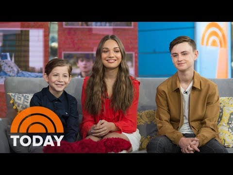 Meet The 3 Young Stars Of 'The Book Of Henry' | TODAY