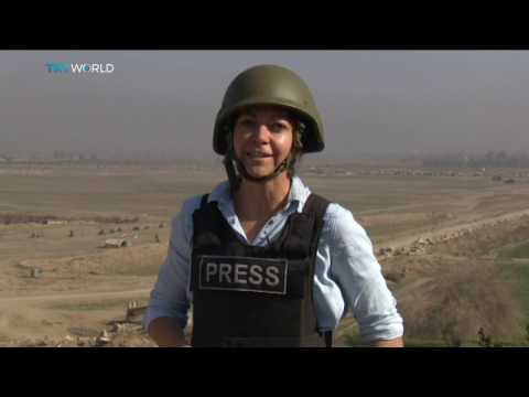 Video The Fight for Mosul: Iraqi forces retake Daesh-held airport download in MP3, 3GP, MP4, WEBM, AVI, FLV January 2017
