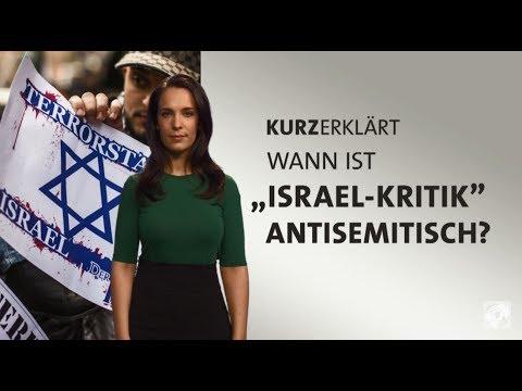 Wann ist Israel-Kritik antisemitisch?