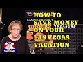 """How to Save Money When Planning a Las Vegas Vacation with Jean """"Queen of Comps"""" Scott"""