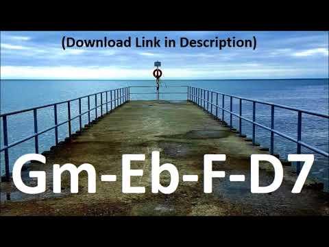 Sad Mournful Ballad Backing Track - G Minor (видео)