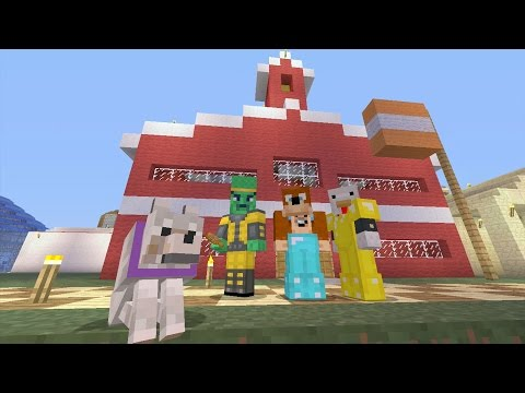school - Part 241 - http://youtu.be/qoWG2eyvPvU Welcome to my Let's Play of the Xbox 360 Edition of Minecraft. These videos will showcase what I have been getting up ...