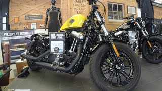 9. Would You Buy This Harley Davidson XL1200X 48 Sportster 2017/18 With Free Extras