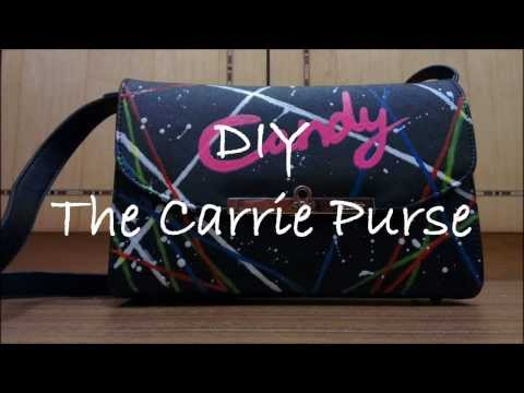 DIY The Carrie Purse