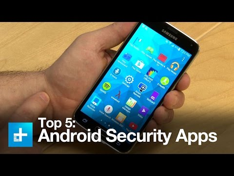 Top Four Antivirus Security Tools for Android