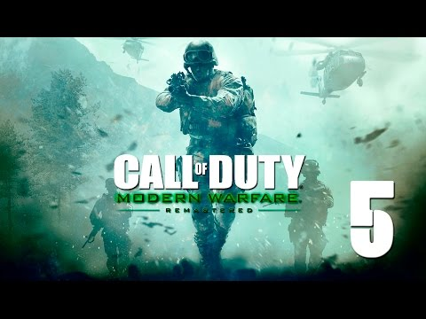 Call Of Duty 4 MW: Remastered | Español | Capitulo 5