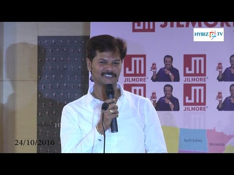 , Saradhi Babu Co Founder & CEO Jilmore