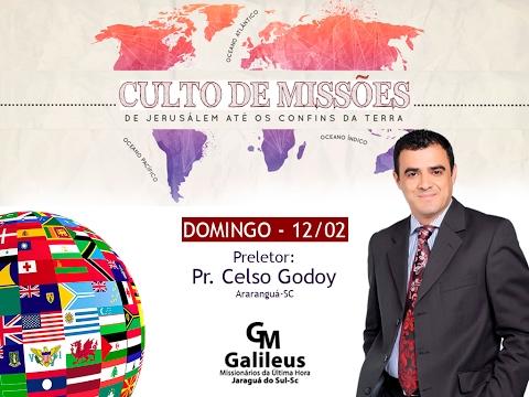 Culto de Missões - 12/02/2017