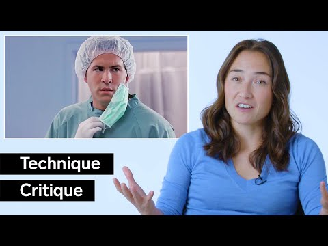 Surgeon Breaks Down 49 Medical Scenes From Film