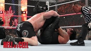 Nonton WWE Network: The Undertaker vs. Brock Lesnar - Hell in a Cell Match: WWE Hell in a Cell 2015 Film Subtitle Indonesia Streaming Movie Download