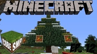 """Cube SMP - Minecraft Cube SMP: A Very """"Cube"""" Christmas - Episode 12"""