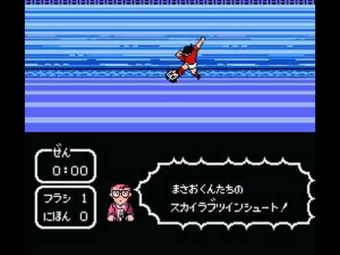 Captain tsubasa 2 nes english download
