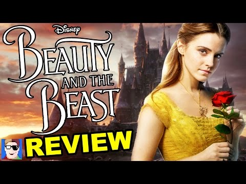 Is Beauty And The Beast The Best Live Action Remake? | REVIEW (видео)