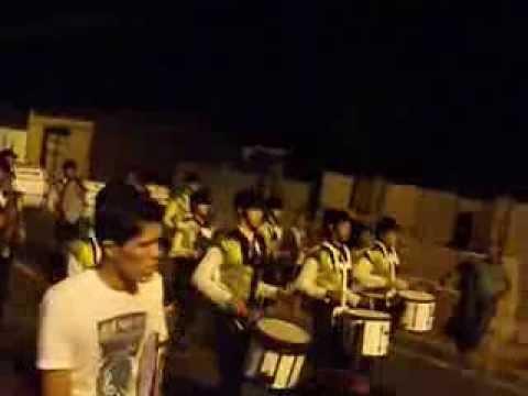 Banda Pai D'égua Drums (Entrada.) CAMPEÃ EM SÃO FRANCISCO DO PARÁ.