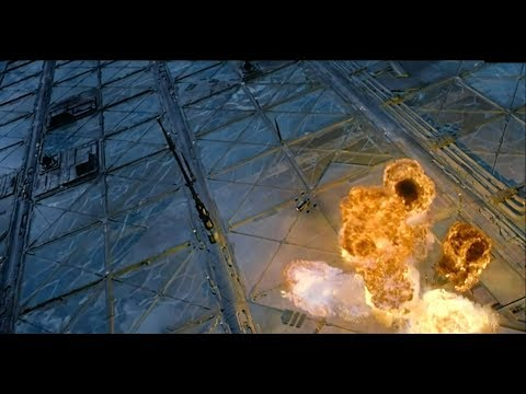 Battlefield Earth (2000) Blowing The Dome (Edited)
