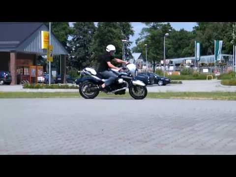 Probefahrt - Moto Guzzi 1200 Sport 4V ABS -2010 Motorrad