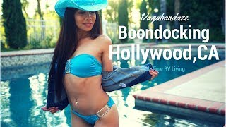 Download Lagu Boondocking in Hollywood CA - Full Time RV Living Mp3