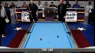 BCn Presents U.S. Open 9-Ball Action: Earl Strickland Vs. Rodney Morris