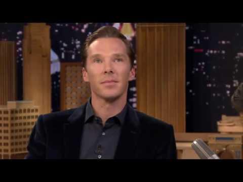 Mad Lib Theater with Benedict Cumberbatch - video Nov 2016