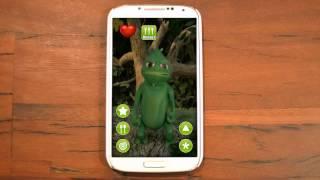 Talking Chameleon YouTube video