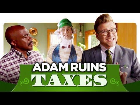 The Real Reason Taxes Suck