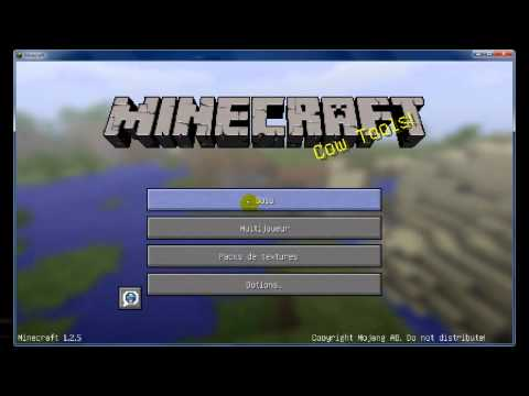 Tuto : Comment cracker Minecraft .