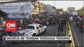 Video Densus 88 Tembak Mati Terduga Teroris di Subang MP3, 3GP, MP4, WEBM, AVI, FLV September 2018